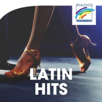 Logo of radio station Radio Regenbogen Latin Hits