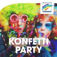 Logo de la radio Radio Regenbogen Konfetti-Party