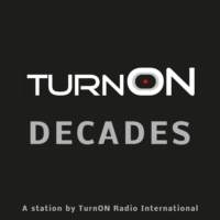 Logo of radio station TurnON Decades HD