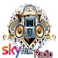 Logo of radio station Skymixradio