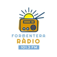 Logo of radio station Formentera Radio