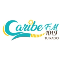 Logo of radio station XHCBJ Caribe FM 101.9