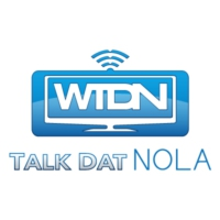 Logo of radio station WTDN - Talk Dat NOLA