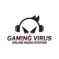 Logo de la radio Gaming Virus Radio