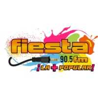 Logo of radio station Fiesta FM