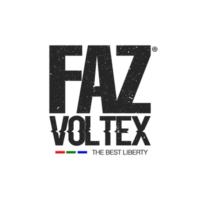 Logo of radio station FAZ VOLTEX