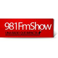 Logo of radio station 98.1 FM Show