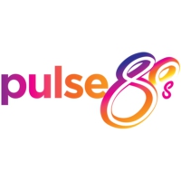 Logo of radio station Pulse 80s
