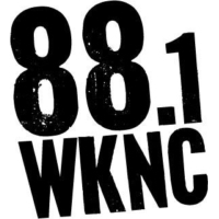 Logo of radio station WKNC 88.1 FM