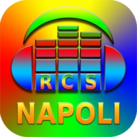 Logo of radio station RCS Network Napoli