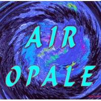 Logo de la radio AIR OPALE