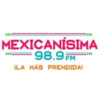 Logo de la radio XHYW Mexicanísima 98.9 FM