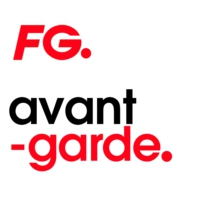 Logo of radio station FG AVANT GARDE