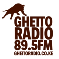 Logo of radio station Ghetto Radio 89.5