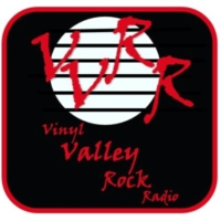 Logo of radio station Vinyl-Valley Rock Radio