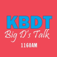 Logo of radio station KBDT 1160 AM