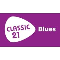Logo of radio station Classic 21 - Blues (RTBF)