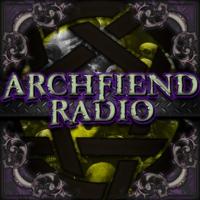 Logo de la radio Archfiend Radio
