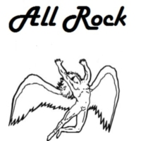 Logo of radio station AllRockWebRadio