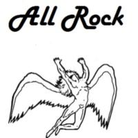 Logo of radio station AllRockWebRadio