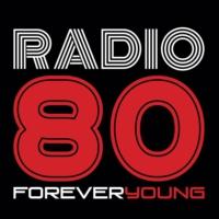 Logo of radio station Radio 80