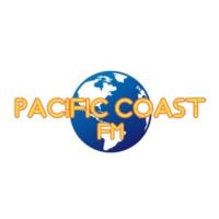 Logo of radio station Pacific Coast FM