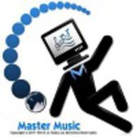 Logo of radio station Master Music Col