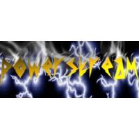Logo of radio station Power Stream