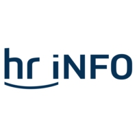 Logo of radio station hr-iNFO