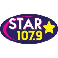 Logo of radio station KVGS Star 107.9