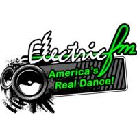 Logo de la radio ElectricFM - America's Real Dance!