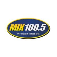 Logo de la radio KPSI MIX 100.5