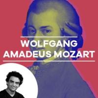Logo of radio station Klassik Radio - Wolfgang Amadeus Mozart