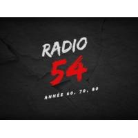 Logo of radio station Radio 54