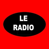 Logo of radio station LE radio
