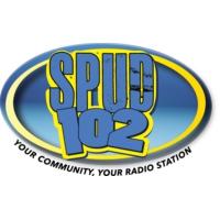 Logo de la radio CJRW-FM 102.1 SPUD FM