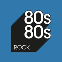 Logo of radio station 80s80s Rock Radio