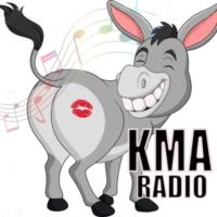 Logo de la radio KMA Radio
