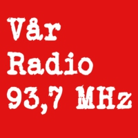 Logo of radio station FMiV Vår Radio 93,7 MHz