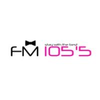 Logo of radio station Hay FM 105.5