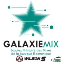 Logo of radio station GalaxieMix