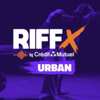 Logo of radio station RIFFX URBAN