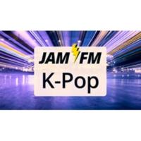 Logo of radio station JAM FM K-Pop