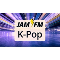 Logo of radio station JAM FM K-Pop