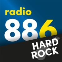 Logo of radio station radio 88.6 - Hard Rock