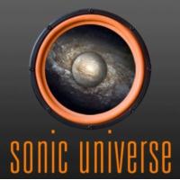 Logo de la radio SomaFM - Sonic Universe