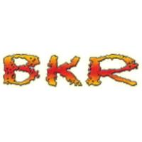 Logo of radio station BKR Radio