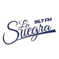 Logo of radio station La Suegra Fm 96.7 FM