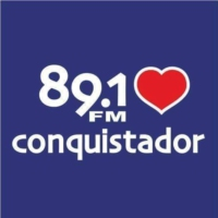 Logo of radio station Radio Conquistador 89.1 FM
