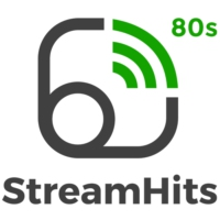 Logo of radio station StreamHits 80s